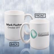 Sublimation Color Imprinted Ceramic Mug